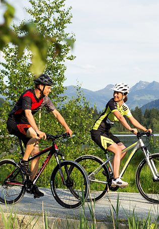 Mountainbiken im Bikerparadies