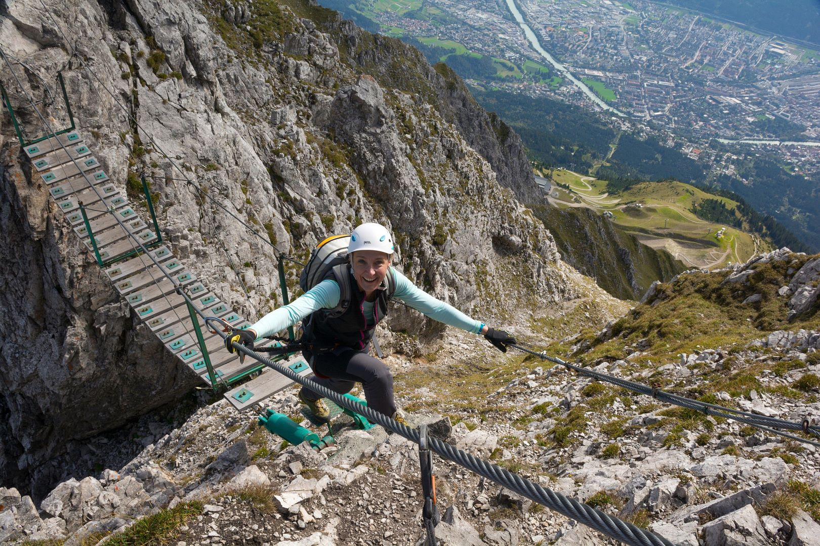 Klettersteig Innsbruck : Top klettersteige in tirol bergzeit magazin